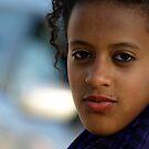 Street portrait of a girl by MichaelBr