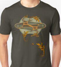 Geckos - Butterflies - Bird T-Shirt