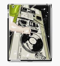 DJ in the club iPad Case/Skin