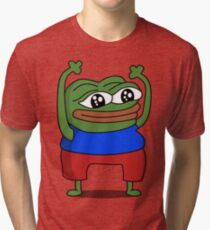 HYPERS PepeHype Tri-blend T-Shirt
