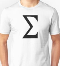 Sigma Unisex T-Shirt