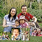 Portraits in Children's Garden by whoalse