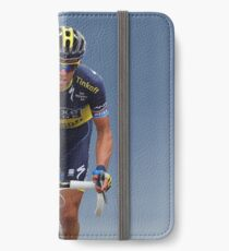 Alberto Contador iPhone Wallet/Case/Skin