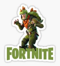 Rex Fortnite Sticker