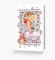 Saint Valentine not just Valentine's Day Greeting Card