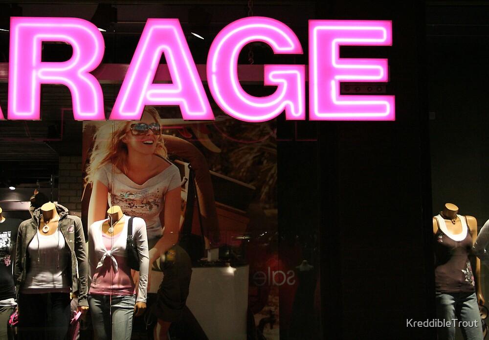 mall rage by KreddibleTrout