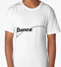 Ibanez Guitars Logo Long T-Shirt