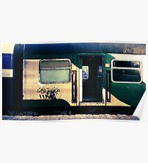 night train to cairo Poster