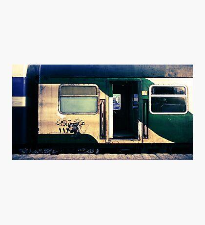night train to cairo Photographic Print