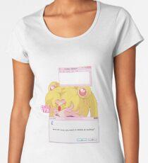Sailor Moon - Crybaby Women's Premium T-Shirt