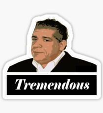 "Joey ""Coco"" Diaz Tremendous Sticker"