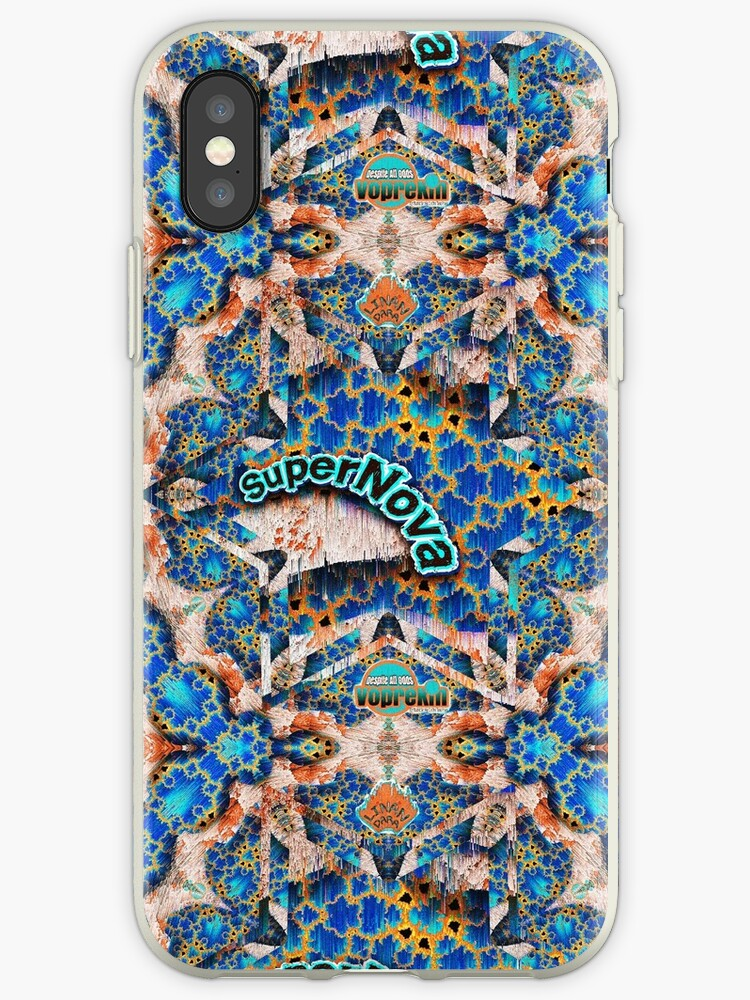 SUPER NOVA colorful fractal art by Linandara