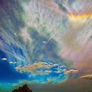 Sunny Rainbow Ring by CrismanArt