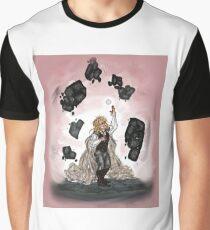 Tanzmagie Grafik T-Shirt