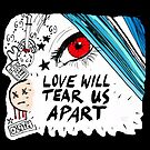 Love will tear us apart von Simonella