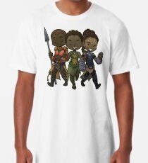 Panther Trio Long T-Shirt