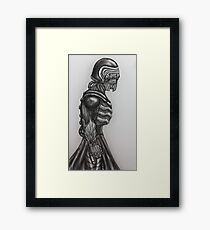 Giger Ren Framed Print