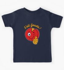 S'all Gouda Adorable Funny Cheese Shirts Kids Tee