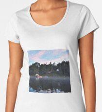 Summer cottage love Women's Premium T-Shirt