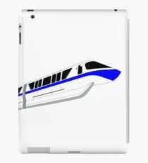 Blue Line! iPad Case/Skin