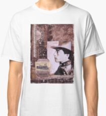 The Profile In General (Buster Keaton) Classic T-Shirt