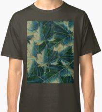 Leaves drawing  Classic T-Shirt