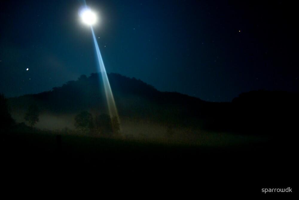 moon beam by sparrowdk