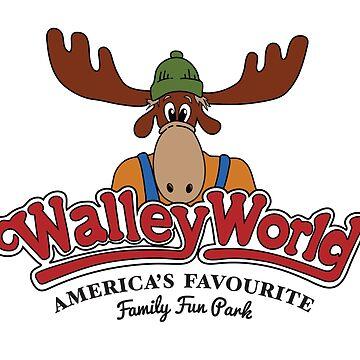 National Lampoon's - Walley World T-Shirt by Purakushi
