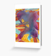 Incandescent Greeting Card
