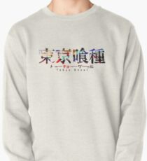 Tokyo Ghoul Colour Splash Logo Pullover Sweatshirt
