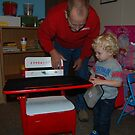 A New Desk for A New 2 Yr Old..... by zpawpaw