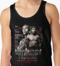 Mayweather vs Pacquiao Shirt  Tank Top