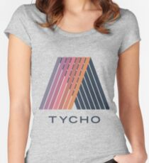 Tycho Dive Women's Fitted Scoop T-Shirt