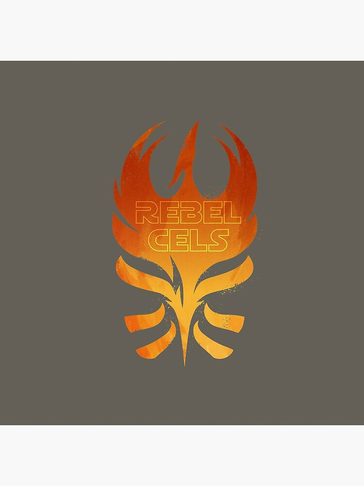 The Rebels Podcast Phoenix Flame by thunderquack