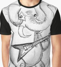 Heavy Metal Graphic T-Shirt