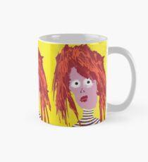 Fille - Martin Boisvert - Faces à flaques Mug