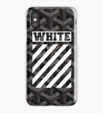 Goyard Off White style case iPhone Case
