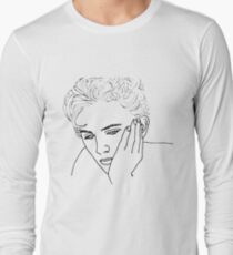 Elio Call Me By Your Name Long Sleeve T-Shirt