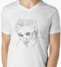 Elio Call Me By Your Name Men's V-Neck T-Shirt
