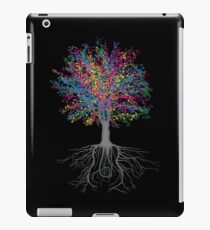 It Grows on Trees - Color iPad Case/Skin