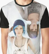 Max & Chloe - Life is Strange Graphic T-Shirt