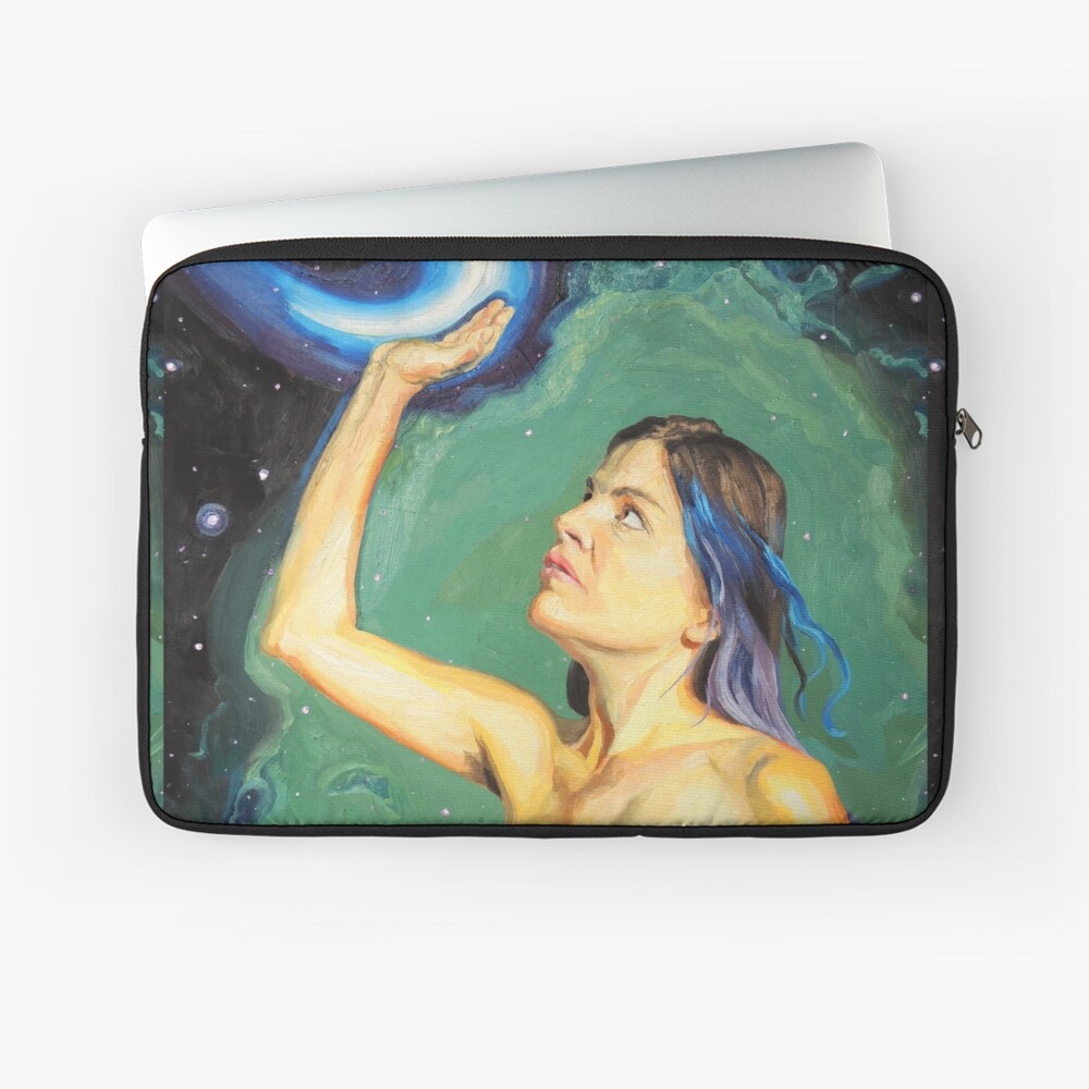 When A.I. Sucks Your Mind But You Send It Back Laptop Sleeve
