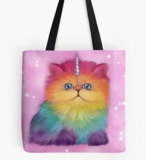 Rainbow Mewnicorn™ Tote Bag