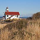 """Point Wilson Lighthouse"" by Lynn Bawden"