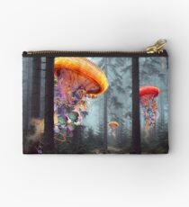 Forest of Jellyfish Worlds Studio Pouch