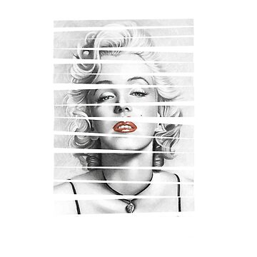 Marilyn Monroe by Nottinghaam
