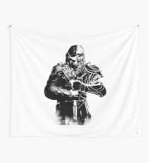 shadow of mordor Wall Tapestry