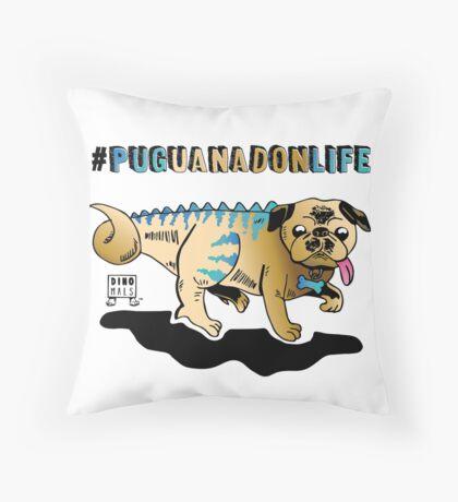Puguanadon Life Floor Pillow