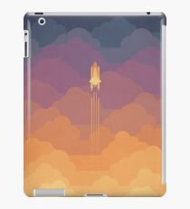 Wolken iPad-Hülle & Klebefolie