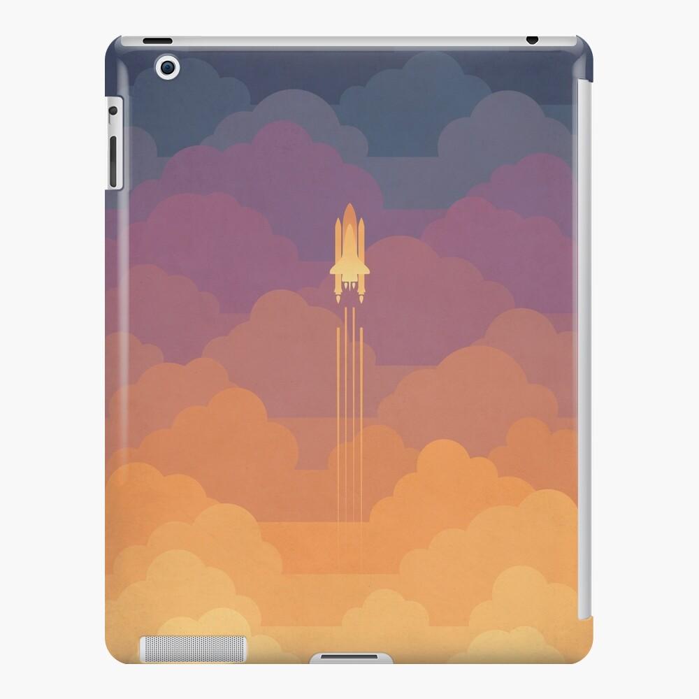 Nubes Funda y vinilo para iPad